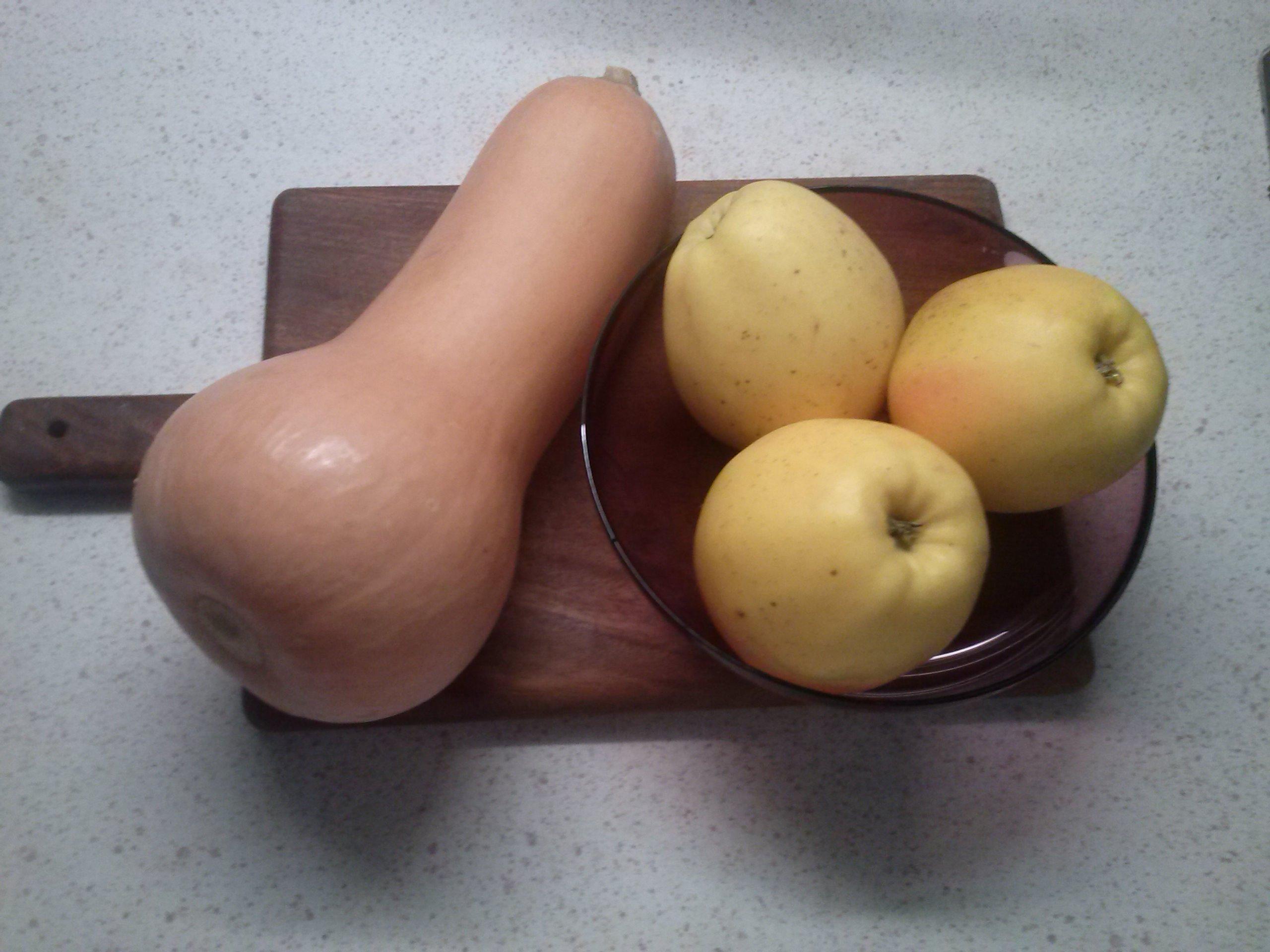 Receta mermelada de calabaza y manzana