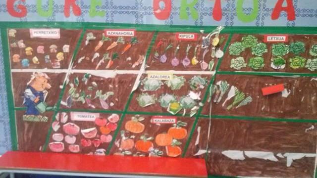 Calendario frutas y verduras junio