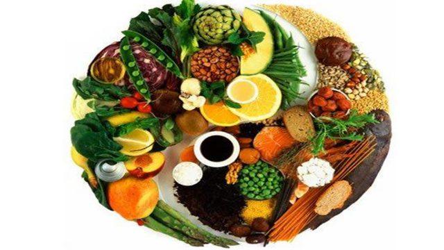 Curso de alimentación saludable.