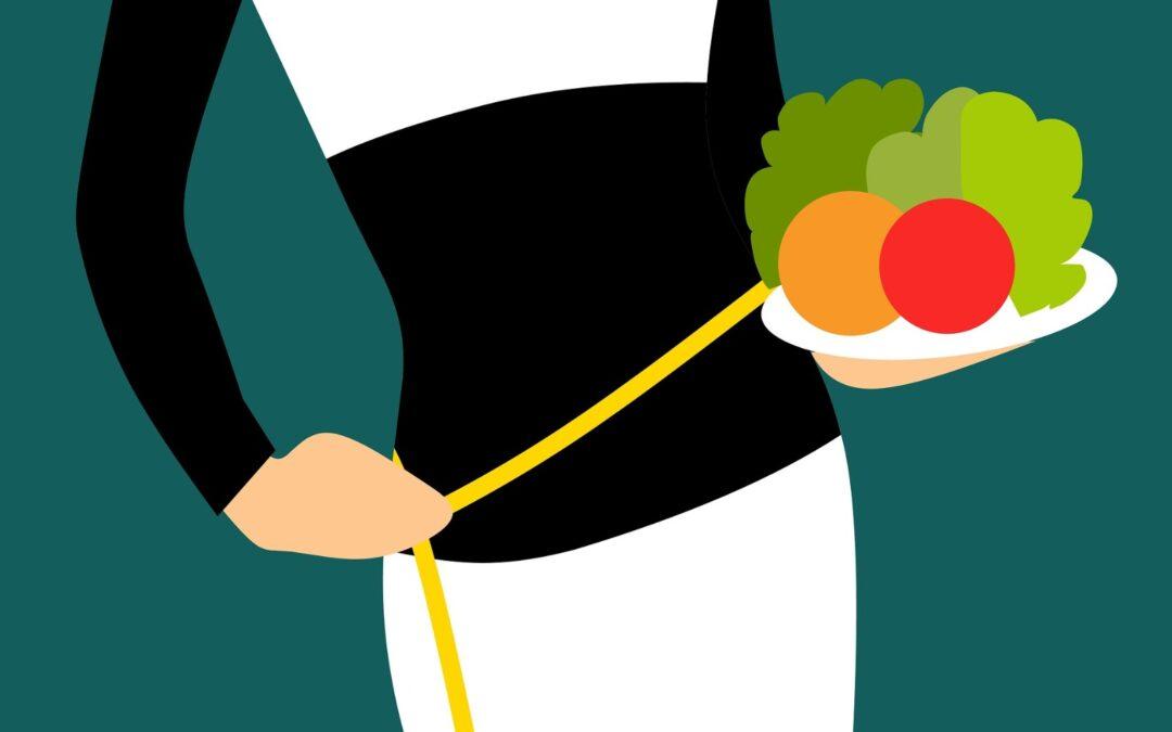 Bajar peso: voluntad y autoestima